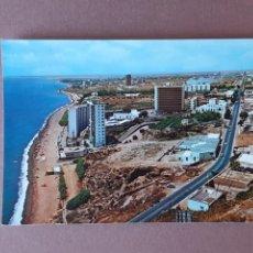 Postales: POSTAL 14 ALMACENES PAPELERÍA ROMA. VISTA PANORÁMICA. AGUADULCE. ALMERÍA. 1970. SIN CIRCULAR.. Lote 227211785