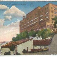 Postales: GRANADA HOTEL ALHAMBRA PALACE SIN ESCRIBIR. Lote 227228095