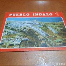Postales: PUEBLO INDALO. 302. PLAYA DE MOJACAR. POSTAL. SIN CIRCULAR. BUEN ESTADO. DIFICIL. Lote 227278060