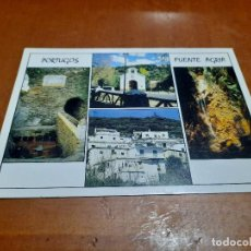 Postales: PORTUGOS. FUENTE AGRIA. ERMITA. 319. POSTAL. SIN CIRCULAR. BUEN ESTADO. DIFICIL. Lote 227278180