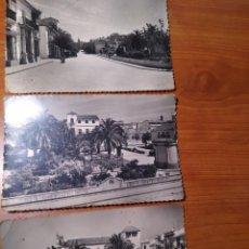 Postales: LOTE MORÓN DE LA FRONTERA AÑOS 50. Lote 227900395