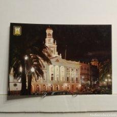 Postales: Nº 1144 CADIZ, AYUNTAMIENTO, SUBIRATS CASANOVA. Lote 227915445