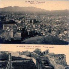 Postales: SEIS POSTALES DE MALAGA-EDICIÓN L.ROISIN-NUEVAS SIN CIRCULAR-VER FOTO ADICIONAL .. Lote 228717243
