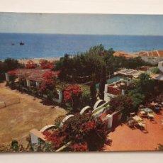 Cartoline: CASTELL DE FERRO - HOTEL MESÓN CASTELL - TERRAZA Y CAMPO DE TENIS - GRANADA - P40857. Lote 231780555