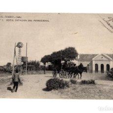 Cartes Postales: ROTA.(CÁDIZ).- ESTACIÓN DEL FERROCARRIL.. Lote 233131270