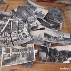 Postales: GRAN LOTE DE 79 POSTALES TODAS EN BLANCO Y NEGRO-SIN UTILIZAR- DE LOS AÑOS 50. Lote 234508835