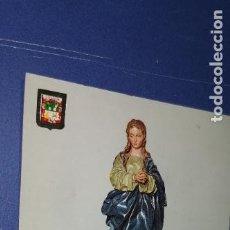 Postales: POSTAL - 100 - GRANADA - INMACULADA DE ALONSO CANO - ED. FISA - ESCUDO DE ORO. Lote 235165025