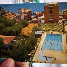 Postales: POSTAL TORREMOLINOS COSTA DEL SOL CONJUNTO ALAY HOTEL Y PISCINA N 48 DOMÍNGUEZ BS/C. Lote 235663645
