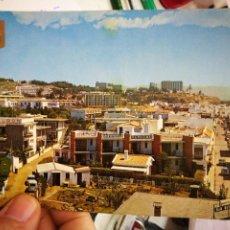 Postales: POSTAL TORREMOLINOS COSTA DEL SOL VISTA PARCIAL DE LA CARIHUELA N 65 DOMÍNGUEZ S/C. Lote 235681950