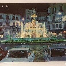Postais: 924 MALAGA/ PLAZA DE JOSÉ ANTONIO/ SIN CIRCULAR/ (D.228). Lote 236822180