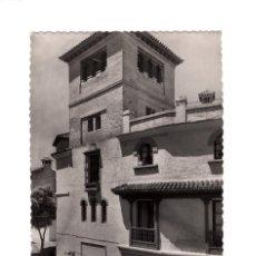 Postales: RONDA.(MÁLAGA).- CASA DEL REY MORO. FACHADA.. Lote 237572675