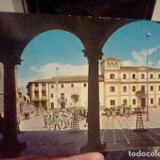 Postales: BAZA PLAZA MAYOR ED ARRIBAS 7 ESCRITA 15 X 10,3 CM. Lote 237579660
