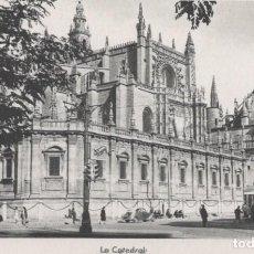 Postales: POSTAL SEVILLA - LA CATEDRAL - MAURI. Lote 240397540