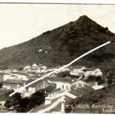 Postales: PRECIOSA POSTAL FOTOGRAFICA - GAUCIN (MALAGA) - BARRIO DEL CARMEN. Lote 241763070