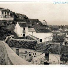 Postales: PRECIOSA POSTAL - TORREMOLINOS (MALAGA) - ALREDEDORES. Lote 241777270