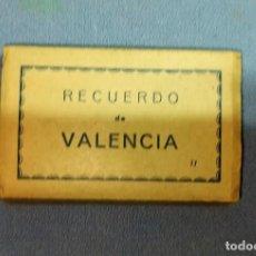 Postales: ANTIGUO ESTUCHE DE 20 POSTALES EN ACORDEON DE VALENCIA DE CRIS ADAM. Lote 243862435