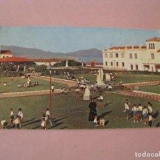 Postales: SABINILLAS. MALAGA. COLONIA INFANTIL. CAJA DE AHORROS DE RONDA. ED. GRAFICAS URANIA. 9 X 17 CM. 1970. Lote 244443560