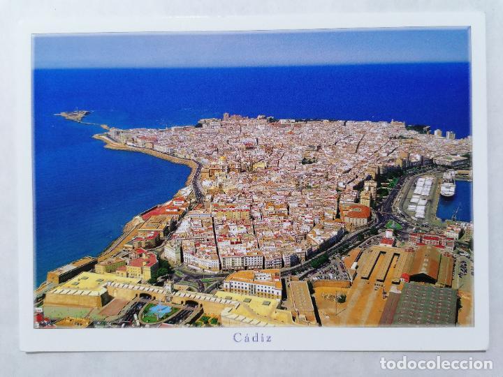 POSTAL CADIZ, COSTA DE LA LUZ, AÑO 2012 (Postales - España - Andalucia Moderna (desde 1.940))