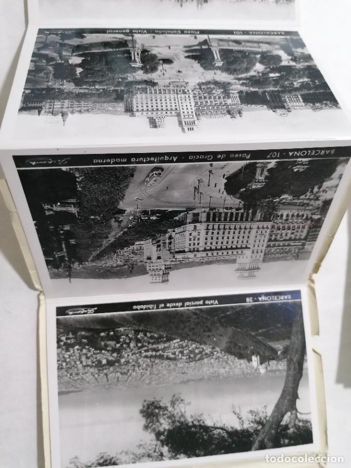 Postales: BLOQUE 10 VISTAS BARCELONA, - Foto 2 - 244467230