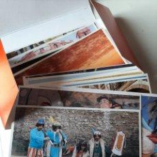 Postales: LOTE DE 35 POSTALES SOBRE EL CARNAVAL DE CÁDIZ. Lote 244602240