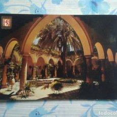 Postales: POSTAL CORDOBA, PALACIO DEL MARQUES DE VIANA, PATIO. Lote 244668900