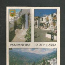 Postales: POSTAL SIN CIRCULAR - PAMPANEIRA 14 - LA ALPUJARRA - GRANADA - EDITA ESCUDO DE ORO. Lote 244750725