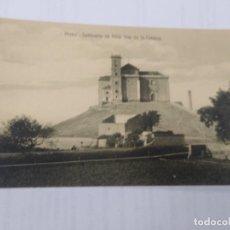 Postales: MOTRIL SANTUARIO DE NTRA. SRA. DE LA CABEZA. CASA CABARROCAS. Lote 245006810