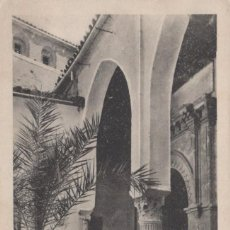 Postales: POSTAL CORDOBA - PATIO DE SANTA VICTORIA - H A E - COLEGIO - CIRCULADA SELLO ALFONSO XIII. Lote 245364845