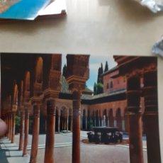 Postales: ANTIGUA POSTAL SIN USAR ALHAMBRA DE GRANADA. Lote 245403305