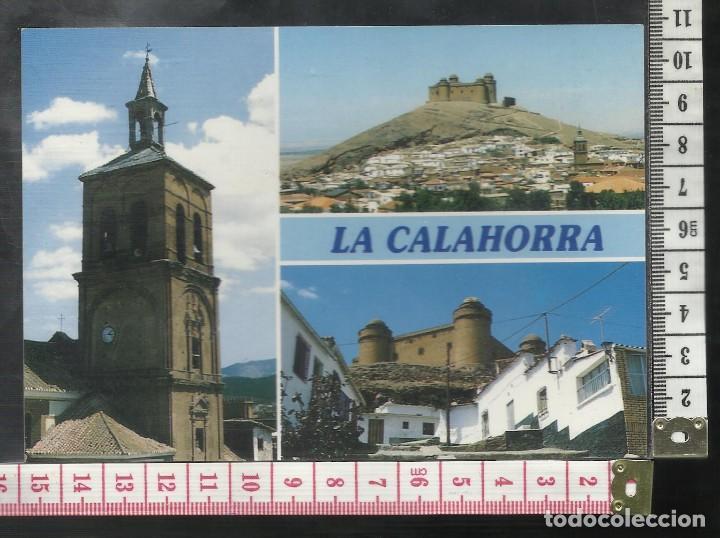 ST 343 LA CALAHORRA TORRE DE LA IGLESIA GRANADA EDICIONES DOMINGUEZ 1 AÑO 1988 (Postales - España - Andalucía Antigua (hasta 1939))