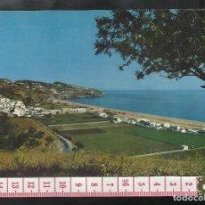 Postales: ST 345 LA HERRADURA COSTA DEL SOL PUNTA DE LA MONA GRANADA EDICIONES BARBERO 5 AÑO 1965. Lote 245735980