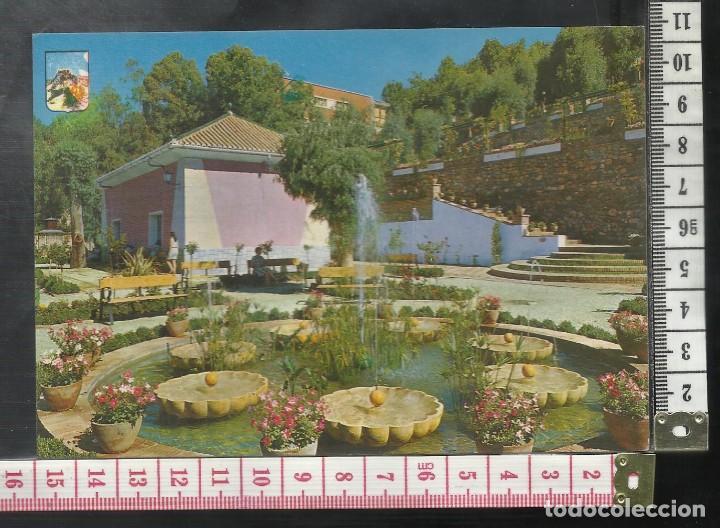 ST 353 LANJARON JARDINES Y MANANTIAL CAPUCHINA GRANADA EDICIONES A. ZERKOWITZ 561 AÑO 1965 (Postales - España - Andalucía Antigua (hasta 1939))