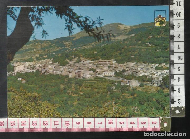 ST 355 LANJARON GRANADA AÑO 1965 (Postales - España - Andalucía Antigua (hasta 1939))