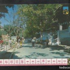 Postales: ST 357 LANJARON CALLE PRINCIPAL GRANADA AÑO 1965. Lote 245737780