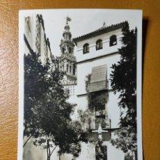 Postales: POSTAL DE SEVILLA. PLAZUELA DE SANTA MARTA.. Lote 246136525