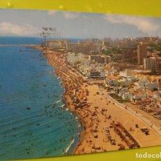 Postales: TORREMOLINOS COSTA SOL VISTA CARIHUELA CIRCVLADA BAENA 1090. Lote 246177100