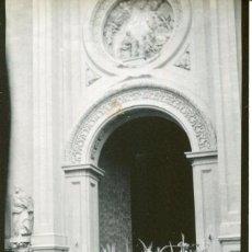 Postales: GRANADA-DOMINGO DE RAMOS DE 1911-PUERTA FACHADA PRINCIPAL DE LA CATEDRAL-FOTOGRÁFICA -MUY RARA. Lote 246651060