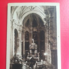Postales: PUERTO DE SANTA MARÍA (CÁDIZ). IGLESIA MAYOR PRIORAL. EL ALTAR MAYOR.. Lote 247338415