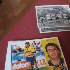 Postales: PALERMO VILLARREAL ESTE 02 03 2003 2002 SIN PEGAR. Lote 247395645
