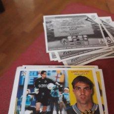 Postales: LÓPEZ VALLEJO VILLARREAL ESTE 02 03 2003 2002 SIN PEGAR. Lote 247396005