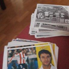 Postales: SANTI ATLÉTICO DE MADRID 02 03 2003 2002 SIN PEGAR. Lote 247399645