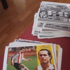 Postales: SERGI ATLÉTICO DE MADRID 02 03 2003 2002 SIN PEGAR. Lote 247399725