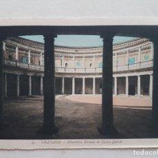 Postales: GRANADA PALACIO CARLOS V POSTAL. Lote 248446835