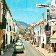 Postales: EM0152 TORREMOLINOS - CALLE SAN MIGUEL 1965 - BEASCOA Nº1094 SC SEAT 600. Lote 249533160