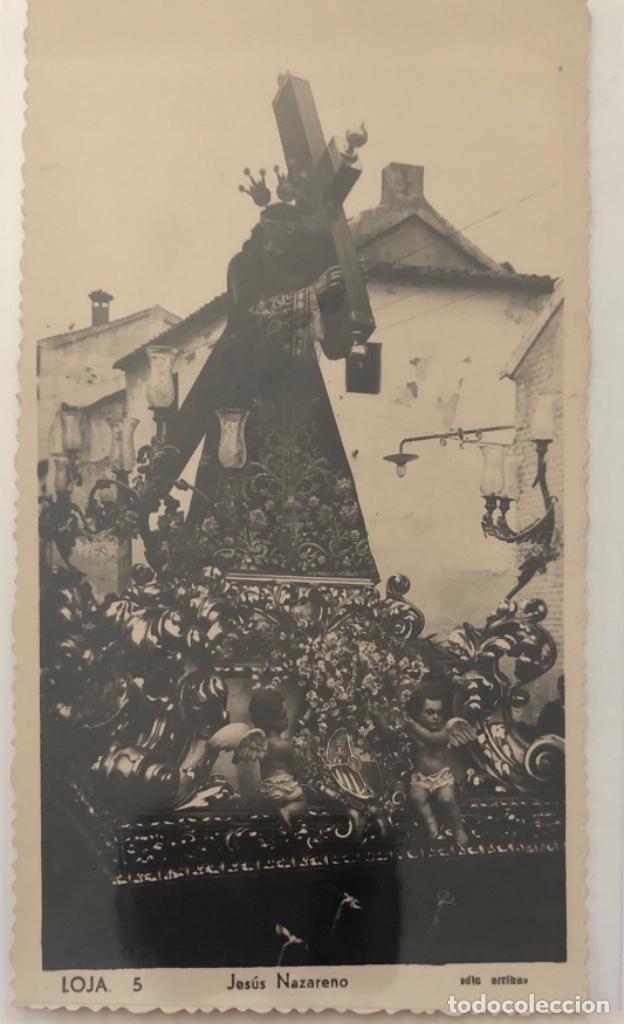 POSTAL LOJA. GRANADA (Postales - España - Andalucia Moderna (desde 1.940))