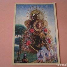 Cartoline: POSTAL DE PINTURA DE ESCACENA. ROCIO. PROTEGIENDO LA HERMANDAD. ED. POSTALES ROCA S. L.. Lote 252000205