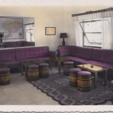 Postales: MARBELLA (MALAGA) - HOTEL CLUB DETALLE DEL BAR. Lote 252087030