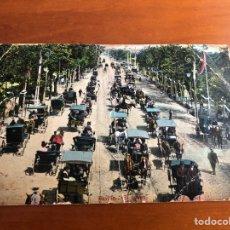Postales: ANTIGUA POSTAL ESCRITA Y FECHADA SEVILLA 1919. Lote 253797525