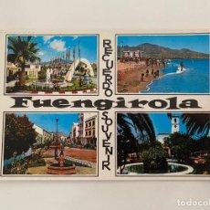 Postales: TARJETA POSTAL. MÁLAGA. 1154.- FUENGIROLA. COSTA DEL SOL. ED. BEASCOA. Lote 254072905