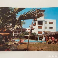 Postales: TARJETA POSTAL. MÁLAGA. TORREMOLINOS. HOTEL TROPICANA. I.G. DOMINGO. Lote 254073515